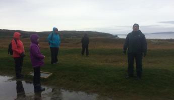 Site of Norse dwellings, L'anse aux Meadows